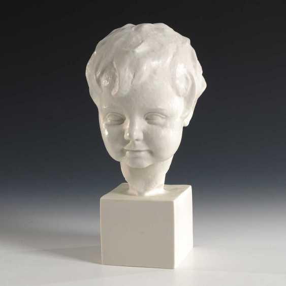 Child's Head, Rosenthal. - photo 2