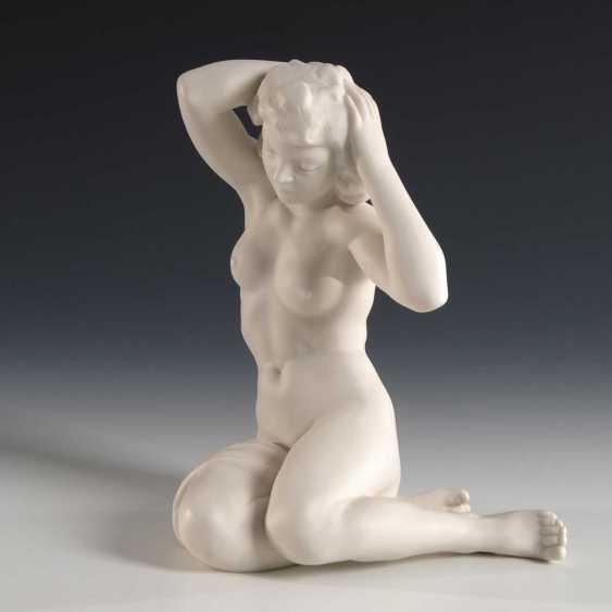 Female Nude, Hutschenreuther. - photo 1