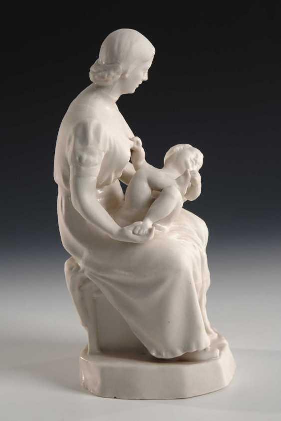 Mutter und Kind, Artel Keramika Russia. - photo 3