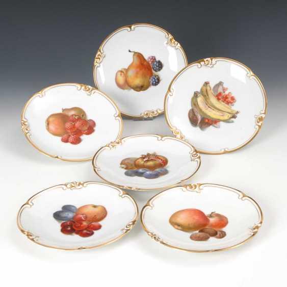 6 Fruit Platter, Thomas. - photo 1