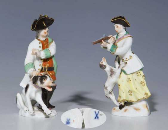 Pair Of Miniature Hunters. - photo 1