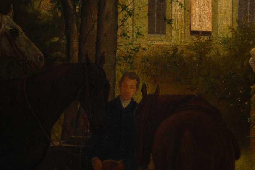 Adam, Franz: In the shadow of the Schlossgar - photo 2