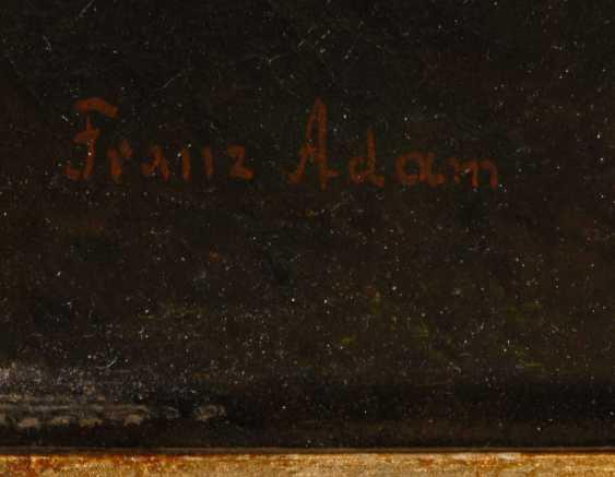 Adam, Franz: In the shadow of the Schlossgar - photo 5