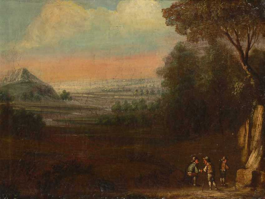 Anonymous: Baroque Landscape. - photo 1