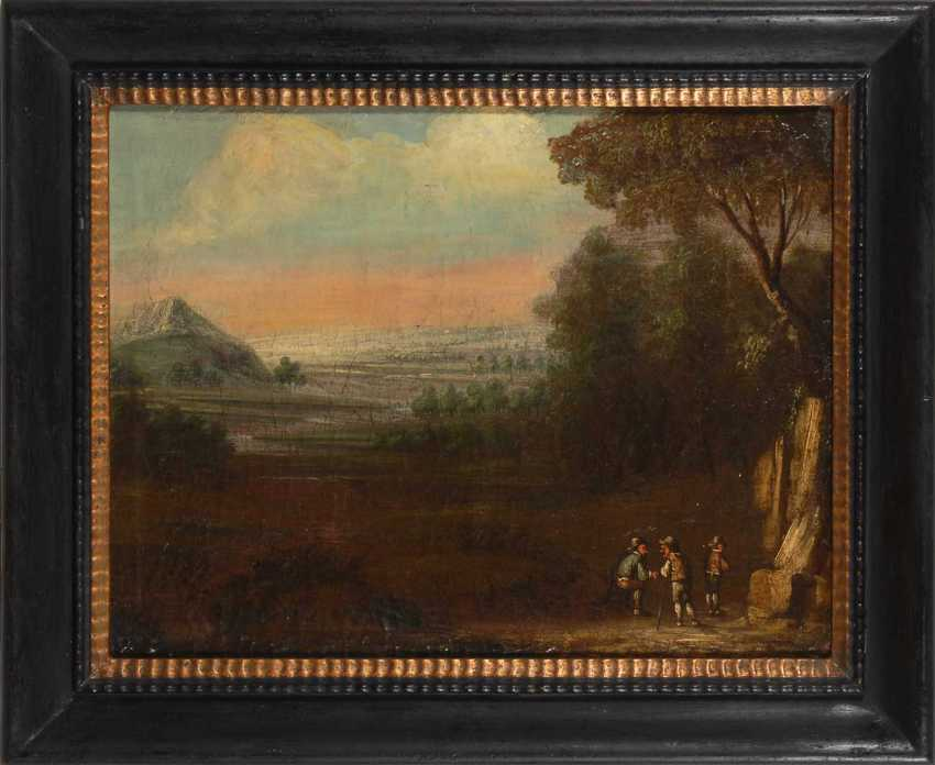 Anonymous: Baroque Landscape. - photo 2