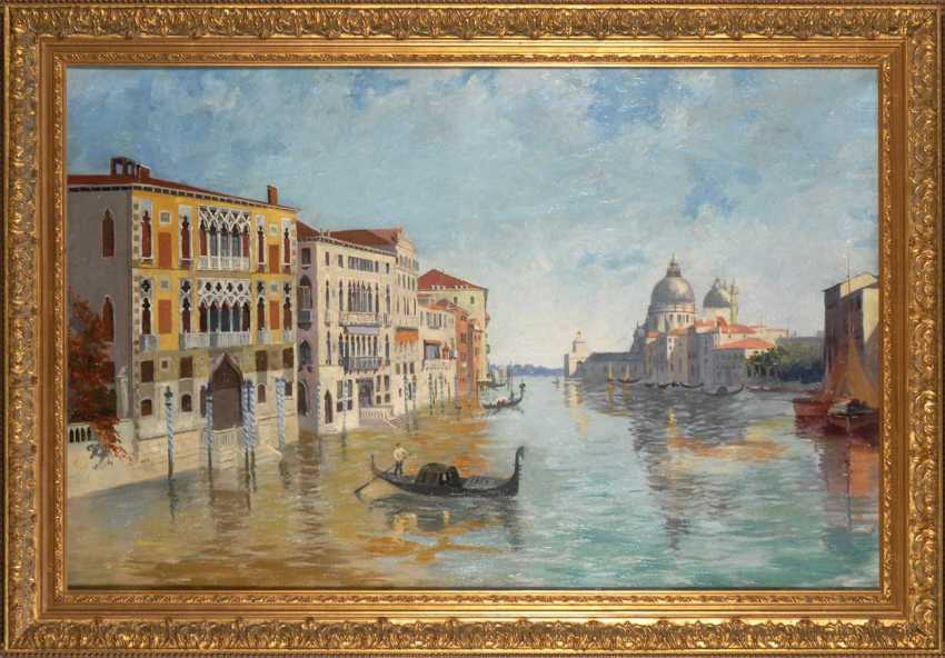 View of the Canale Grande - Venice. - photo 2