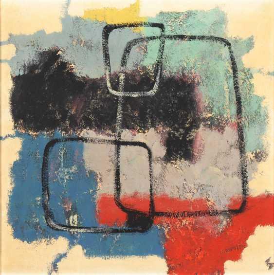 Arrigo (Heinz Wittler): Abstract Compo - - photo 1