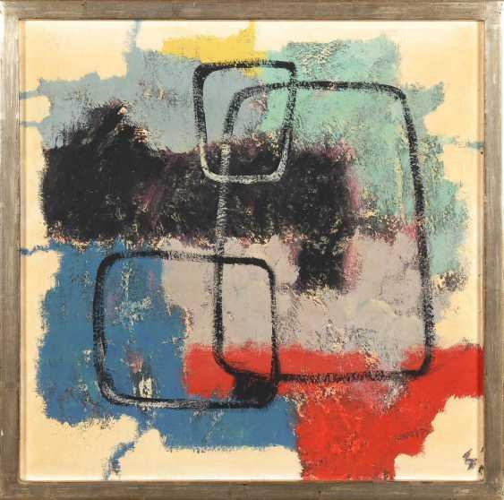 Arrigo (Heinz Wittler): Abstract Compo - - photo 2