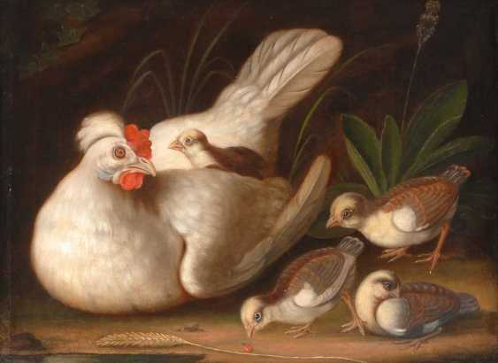 Beck, Jacob Samuel: hen and Chicks. - photo 1