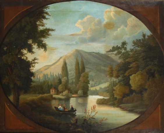 Biedermeier landscape in Jena. - photo 1