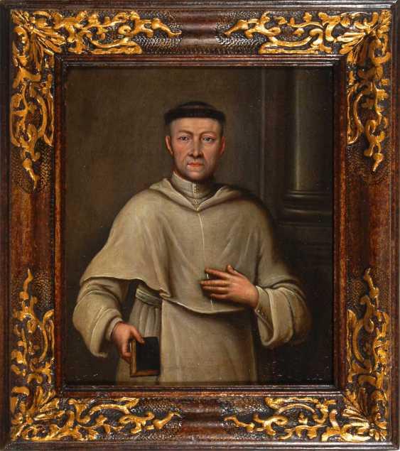 Portrait of a Benediktiners. - photo 2