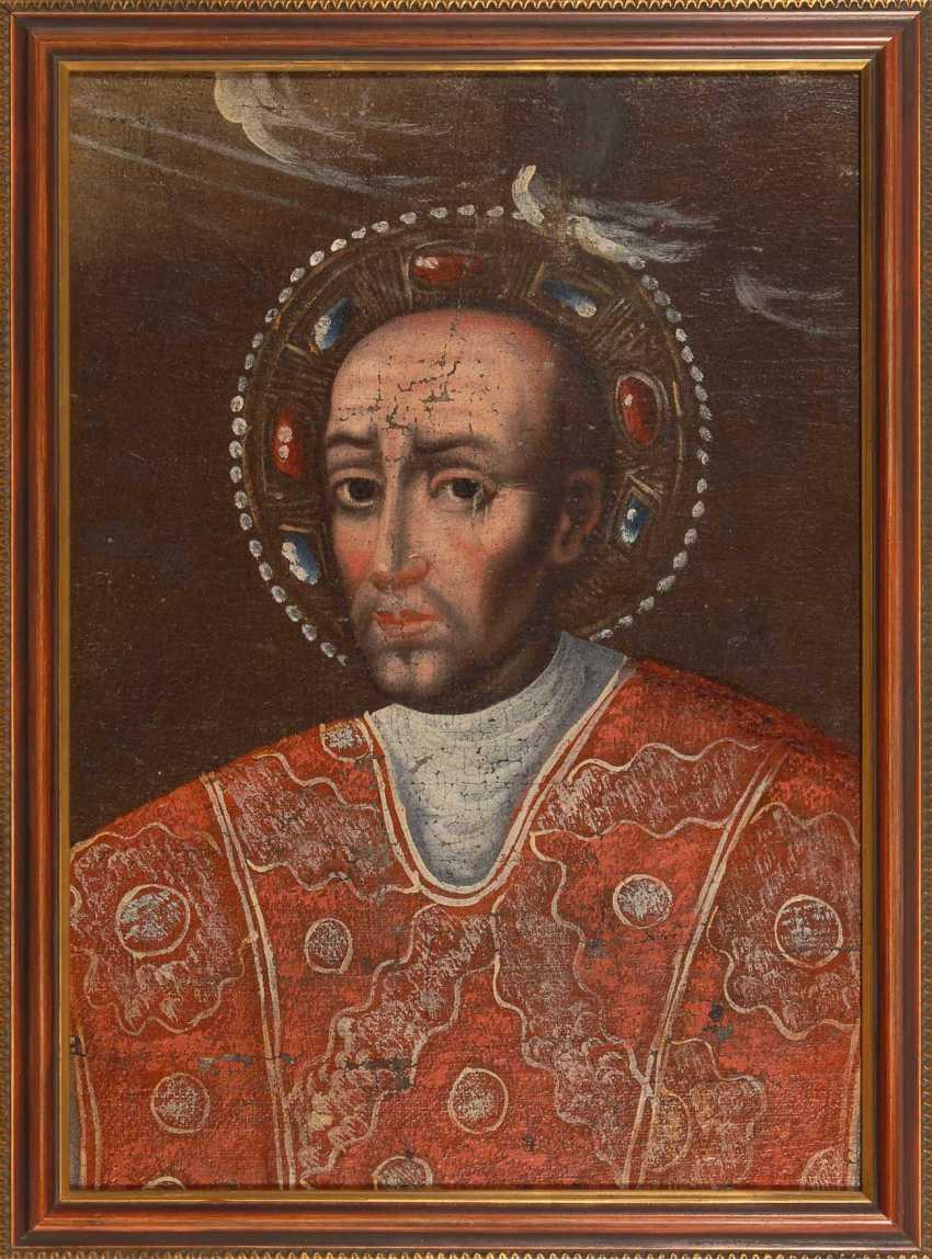 Portrait of a Saint. - photo 2
