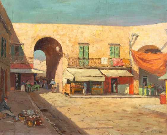 Boyer, ClemenTiefe: Orientalischer Markt. - photo 1