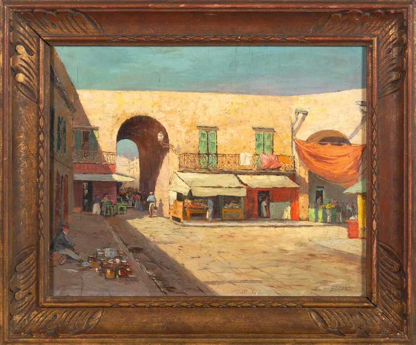 Boyer, ClemenTiefe: Orientalischer Markt. - photo 2