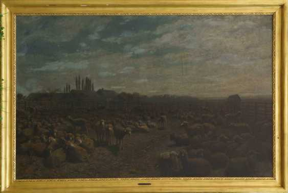 Brendel, Albert Heinrich: sheep in the Mon - photo 3