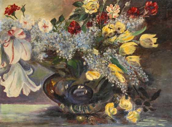Dessy, Stanislao: Blumen. - photo 1