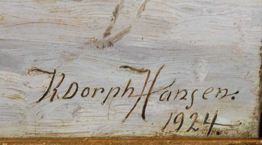 Dorph-Hansen, K.: Two Winter Pictures. - photo 2