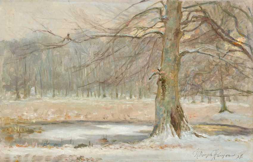 Dorph-Hansen, K.: Two Winter Pictures. - photo 3