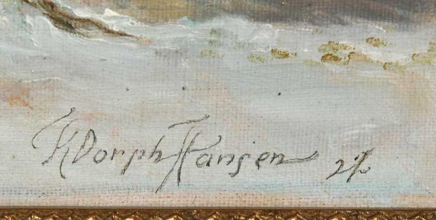Dorph-Hansen, K.: Two Winter Pictures. - photo 5