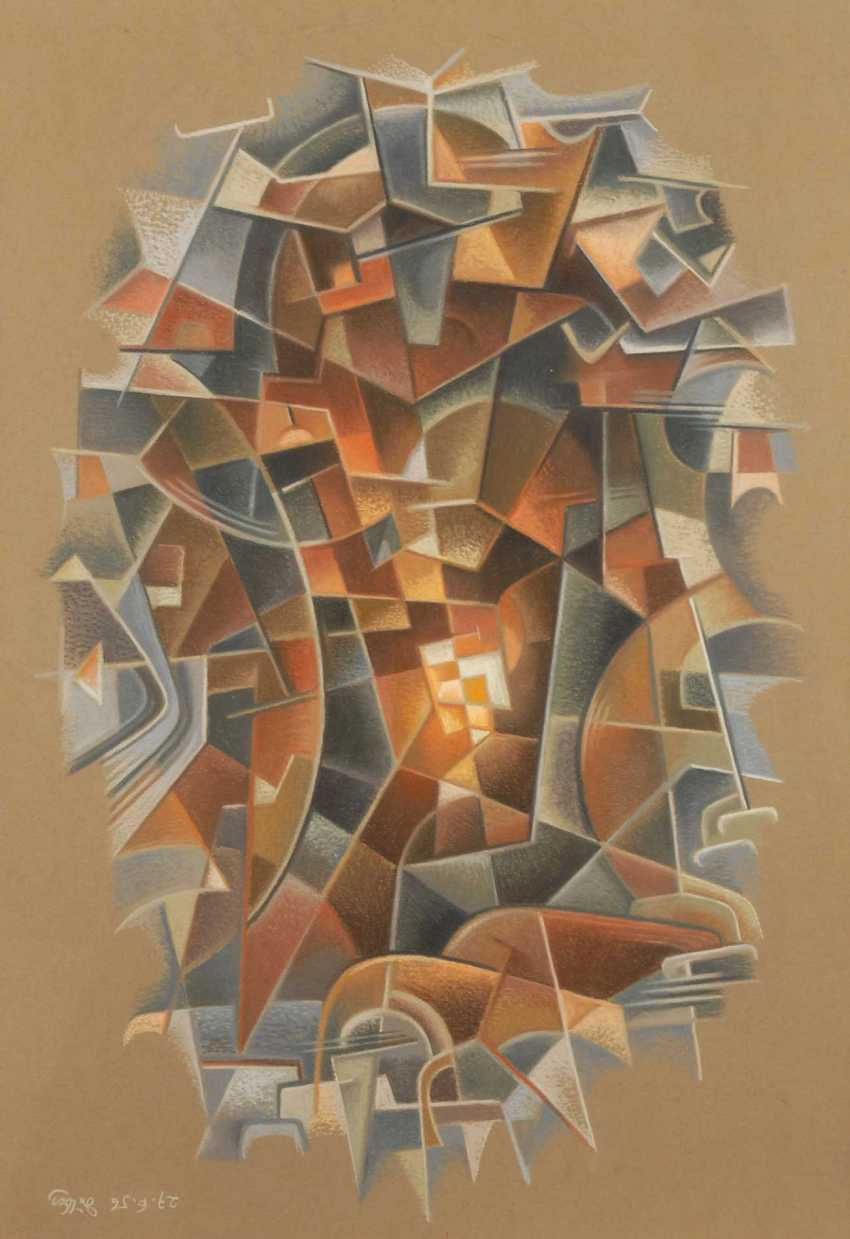 Dülberg, Peter: The Cubist Composition - photo 1