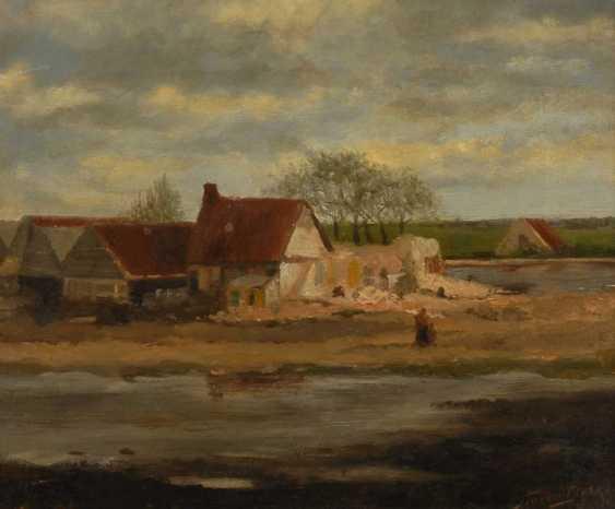 Duiker, Simon: Landscape. - photo 1