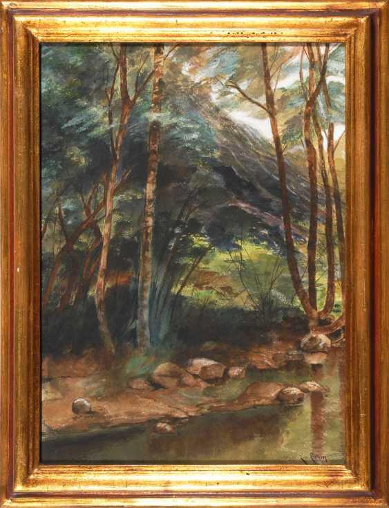 Eicken, Elisabeth von: Am Waldsee. - photo 2