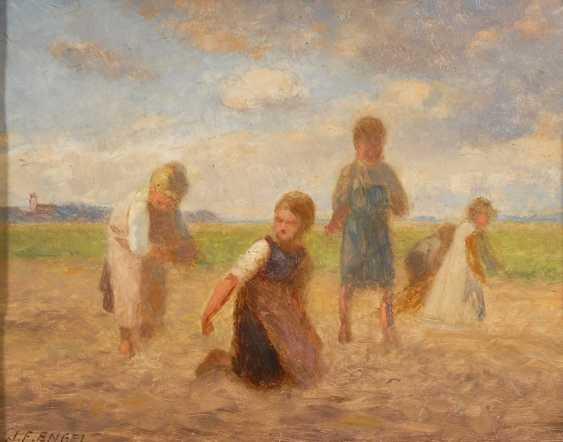 Engel, Johann friedric height: children of the - photo 1
