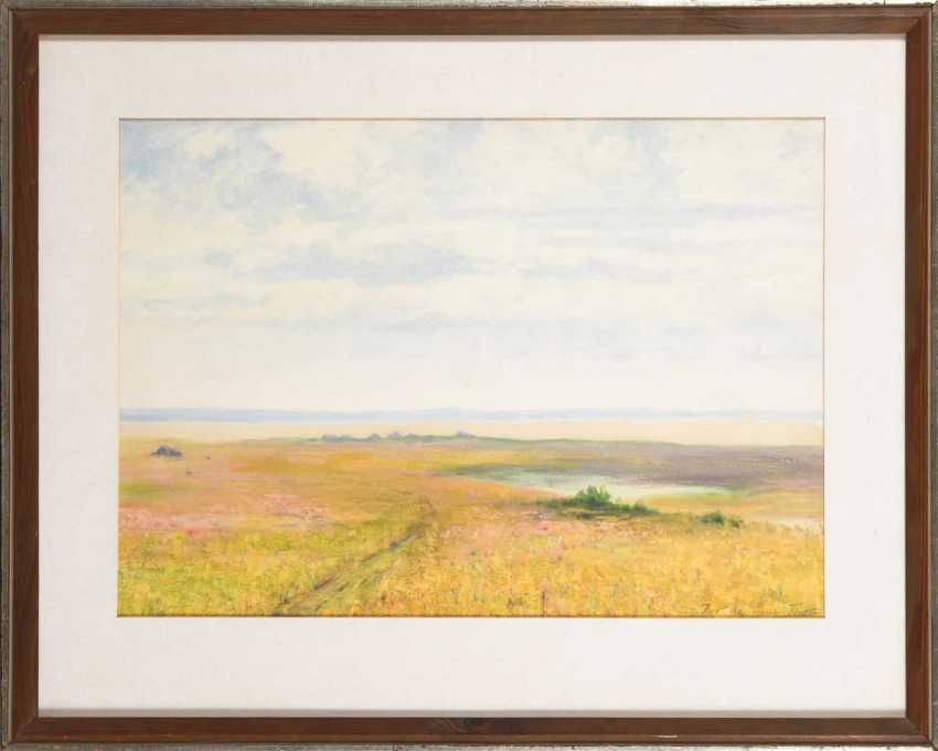 Forester, Berthold Paul: In A Sunny Landscape - photo 2
