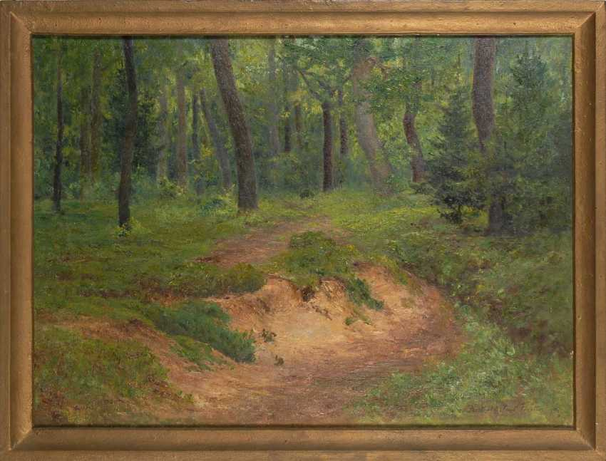 """Forester, Berthold Paul: """"Forest Road"""". - photo 2"""