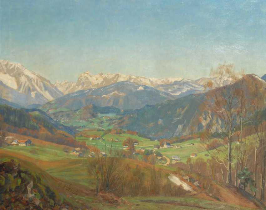 Förtsch, PauLänge: Reiteralpe in Oberau. - photo 1