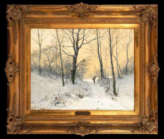 Gogarten, Heinrich: brushwood collector in the - photo 3