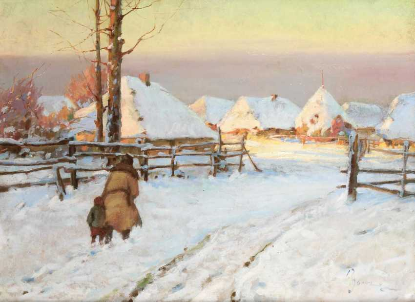 Grubinski, Jan attributed to: Winterlan - photo 1