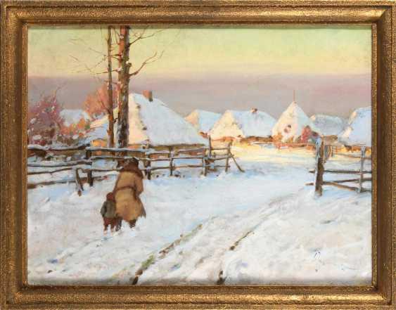 Grubinski, Jan attributed to: Winterlan - photo 2
