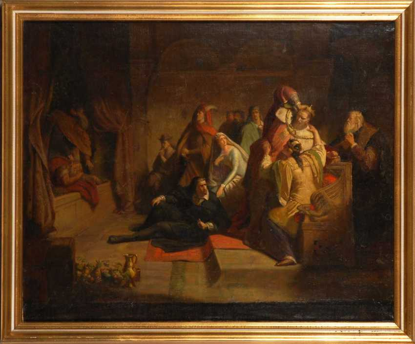 Hamlet transferred to the murderer of his father - photo 3