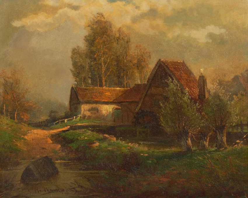 Heidkamp: Old Mill. - photo 1