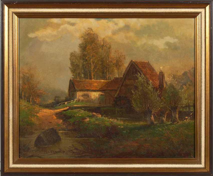 Heidkamp: Old Mill. - photo 2
