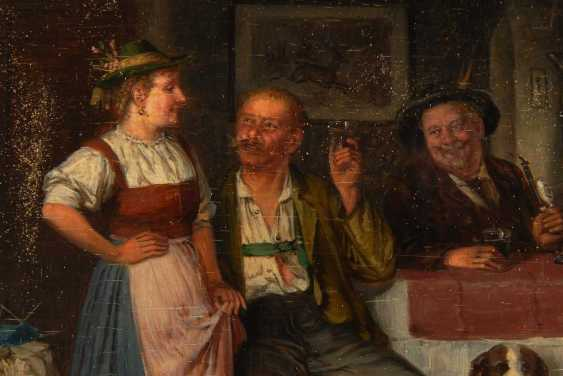 Heine, Johann Adalbert: Two Genre Scene - photo 6