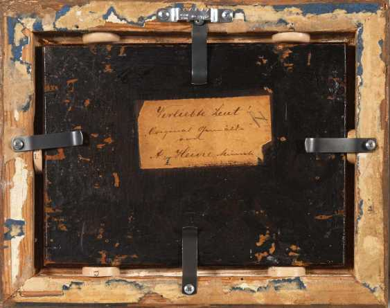 Heine, Johann Adalbert: Two Genre Scene - photo 7