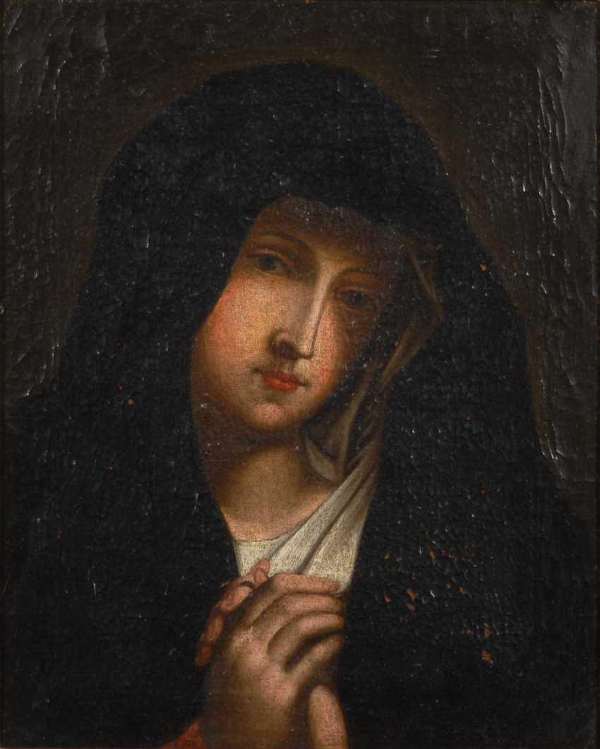 Hertz, Johann Michael attributed to: Ma - photo 1