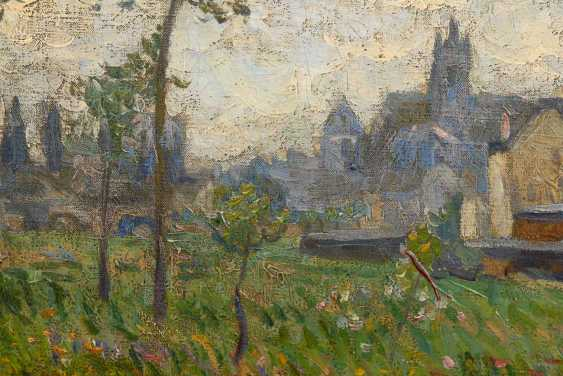 """Hoeniger, Paul: """"spring day in Moret"""" - photo 2"""