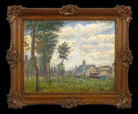 """Hoeniger, Paul: """"spring day in Moret"""" - photo 3"""