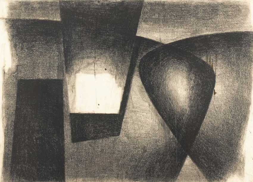 Hündeberg, Jürgen von: Abstract shapes - photo 1