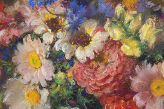 Huth, Franz: Still Life With Flowers. - photo 3