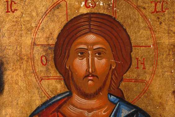 Icon with Christ. - photo 2