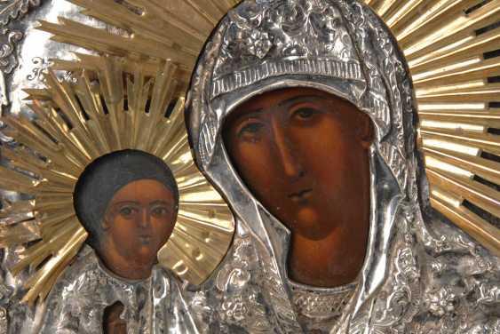 Icon with Oklad. - photo 3