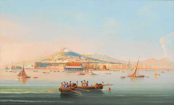 Italien um 1840: Neapel. - photo 1