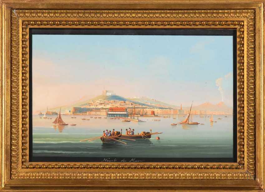 Italien um 1840: Neapel. - photo 2