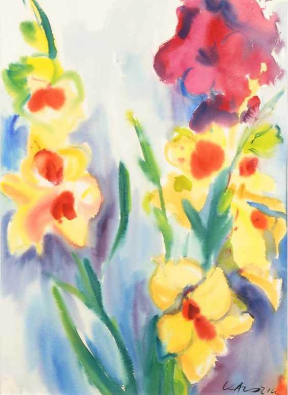 Kadzik, Gerd Rectangular: Still Life With Flowers. - photo 1