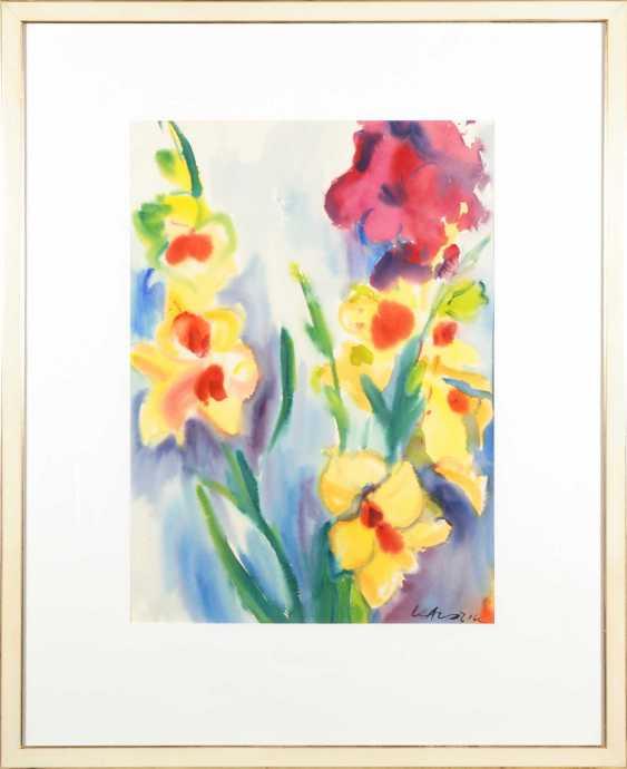 Kadzik, Gerd Rectangular: Still Life With Flowers. - photo 2