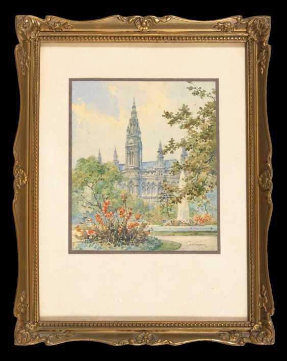 Kaspar, PauLänge: The City Hall Of Vienna. - photo 2